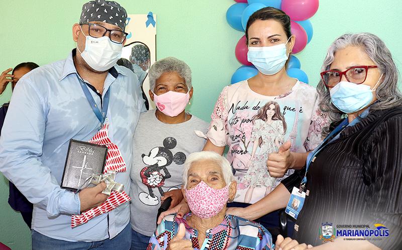 Secretária de Saúde realiza entregas de Próteses Dentária do Programa Brasil Sorridente