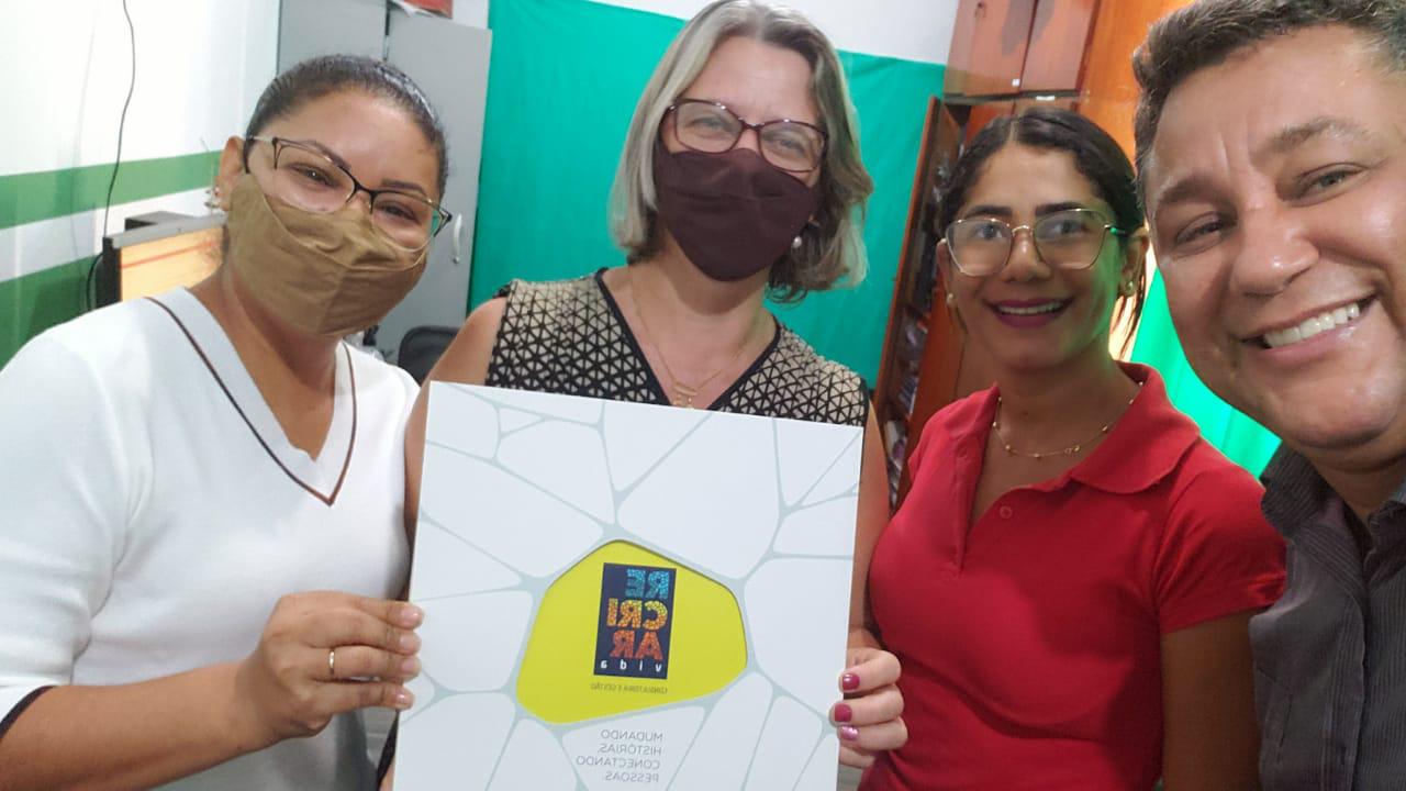 Projeto Recriar Vidas será realizado em Marianópolis